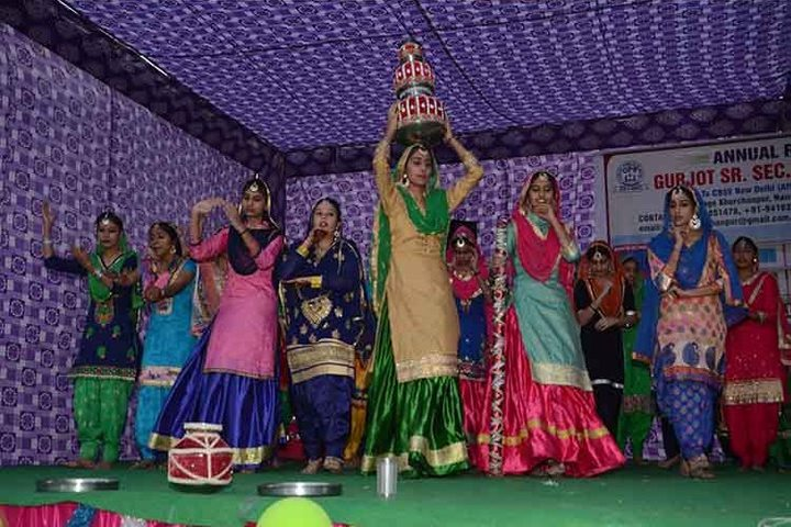 Gurjot Public School-Festival Celebration