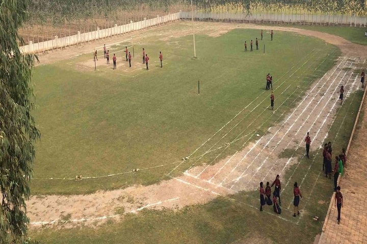 Gurjot Public School-Play Ground