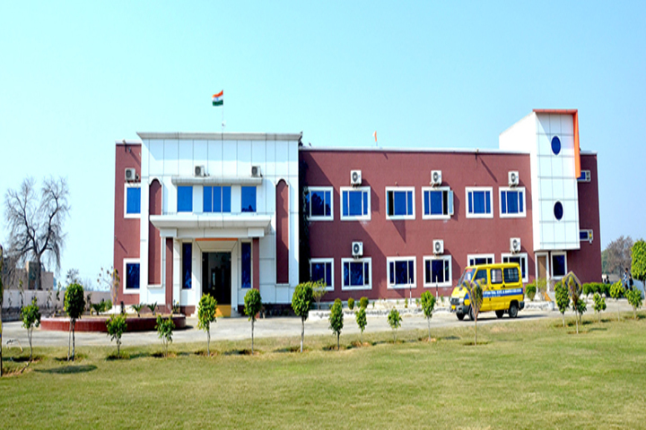 Guru Dronacharya Internal School-Campus