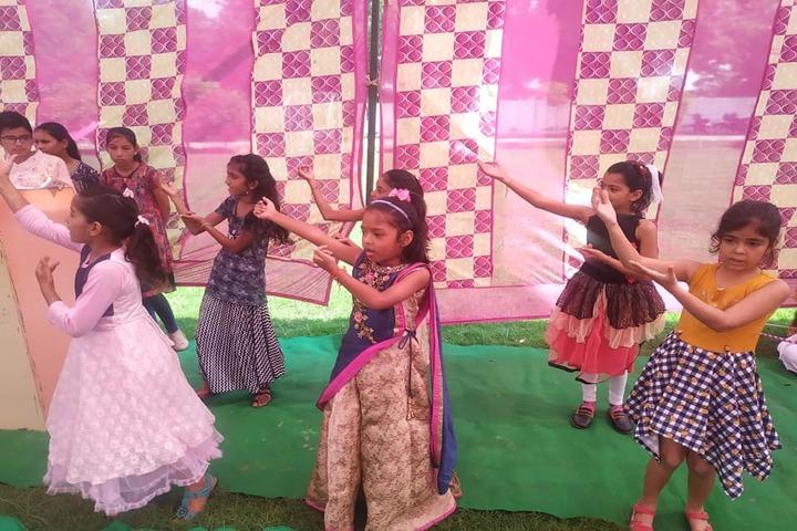 Guru Dronacharya Internal School-Dance