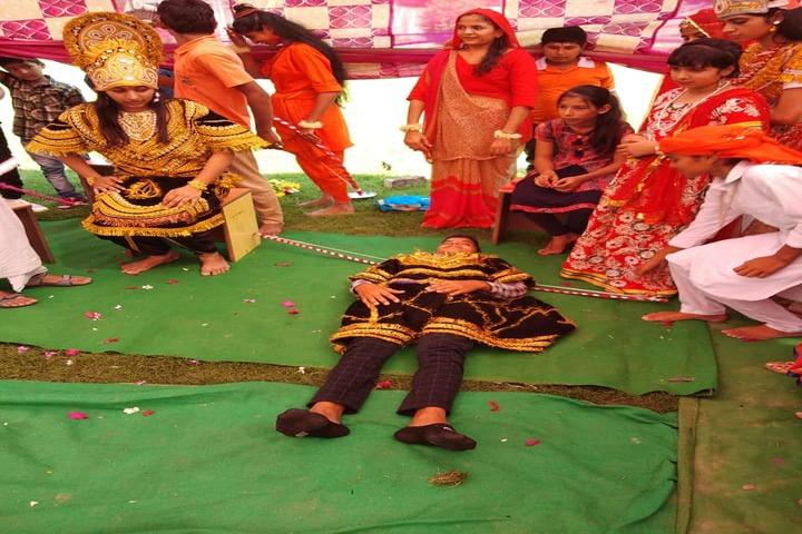 Guru Dronacharya Internal School-Drama
