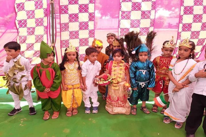 Guru Dronacharya Internal School-Fancy Dress