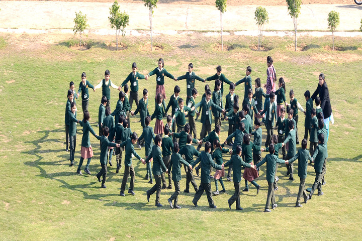 Guru Dronacharya Internal School-Paly Ground