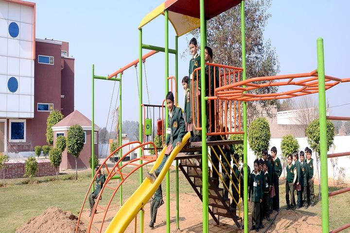 Guru Dronacharya Internal School-Play Area