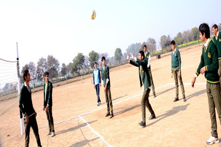 Guru Dronacharya Internal School-Sports