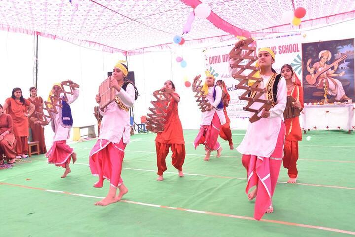 Guru Dronacharya Public School-Annual day Celebration