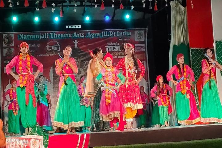 Guru Dronacharya Public School-Annual day