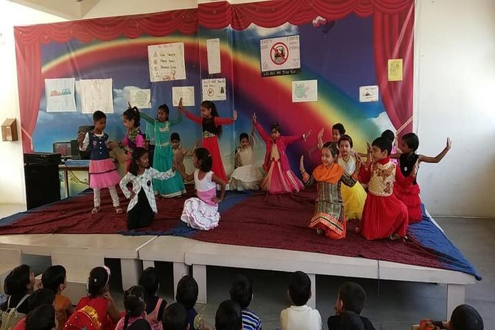 Guru Dronacharya Public School-Dance