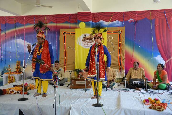 Guru Dronacharya Public School-Drama