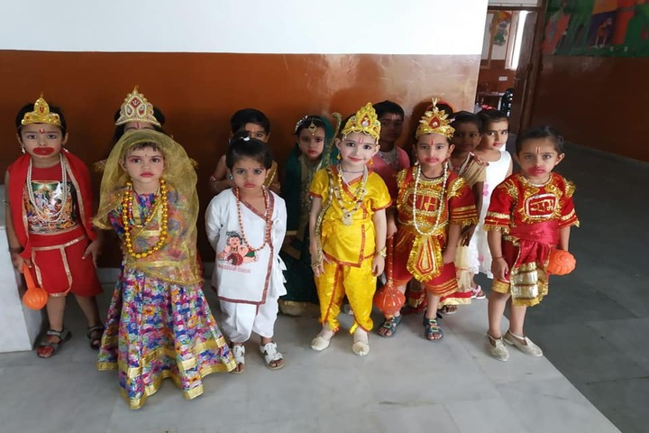 Guru Dronacharya Public School-Fancy Dress