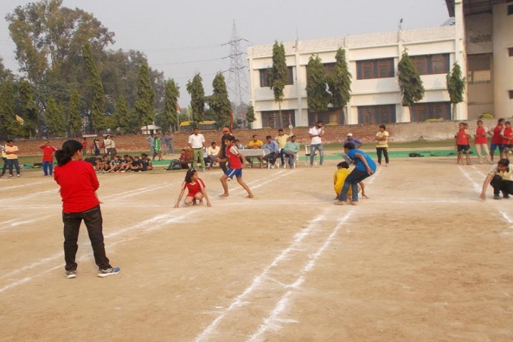 Guru Dronacharya Public School-Games