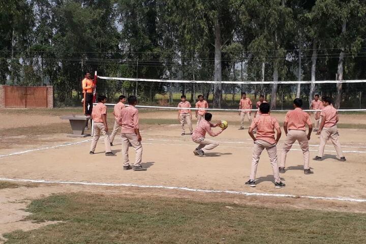 Guru Dronacharya Public School-Sports
