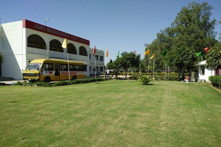 Guru Dronacharya Public School-Transport