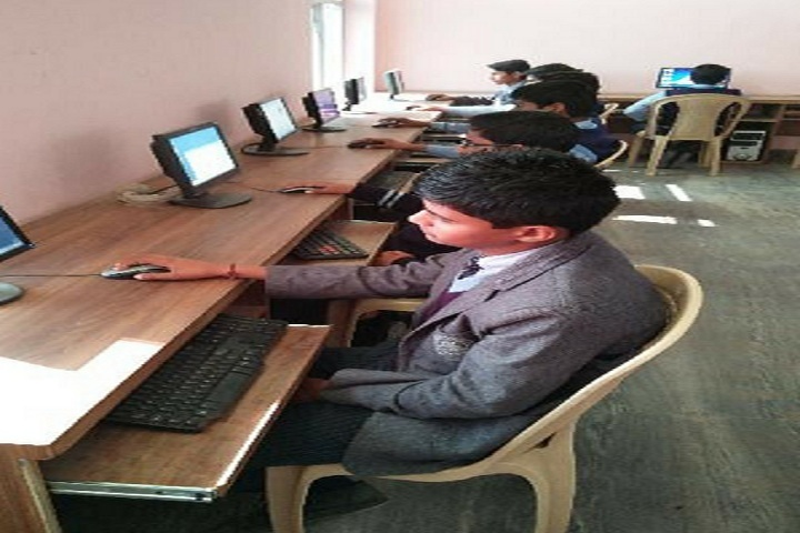 Guru Dronacharya Senior Secondary School-Computer Lab