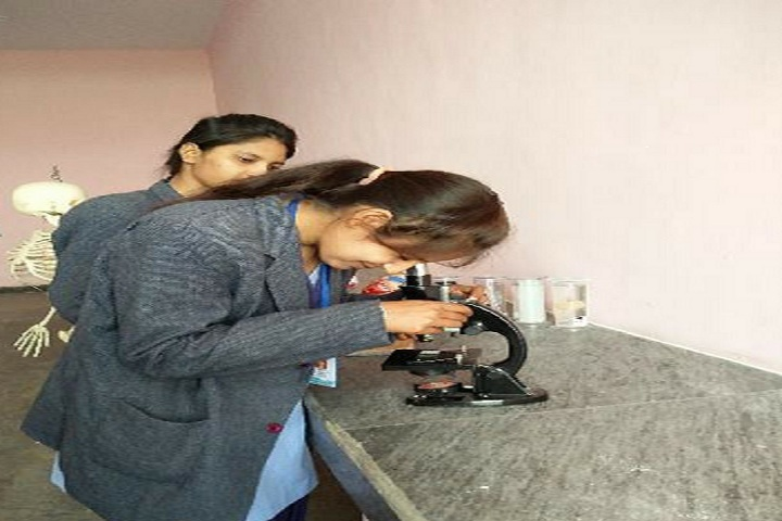 Guru Dronacharya Senior Secondary School-Science Lab
