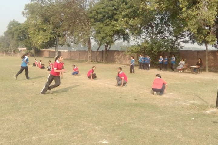 Guru Gobind Singh Public School-Play Ground