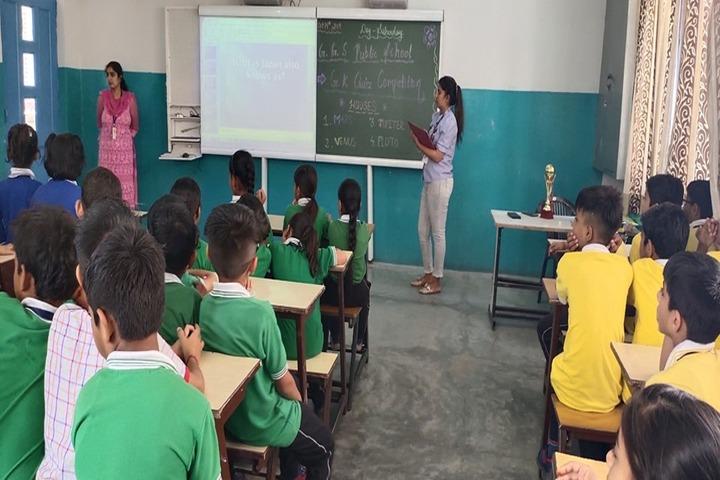Guru Gobind Singh Public School-Classroom