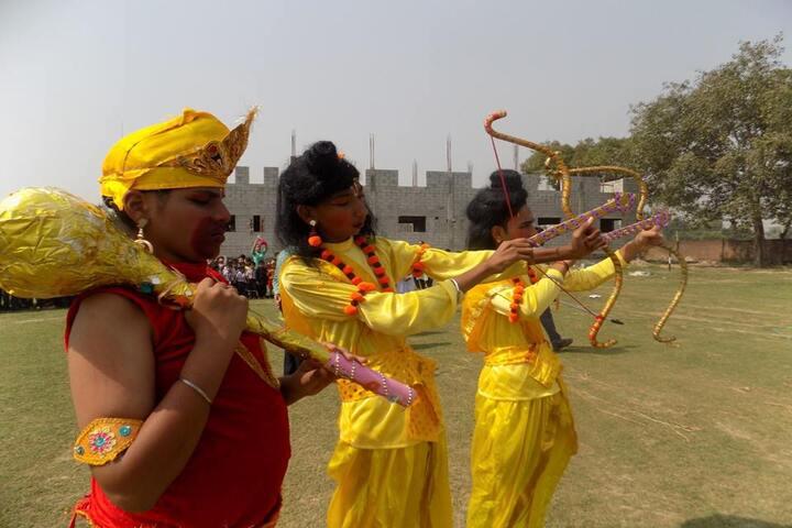 Guru Gobind Singh Public School-Drama