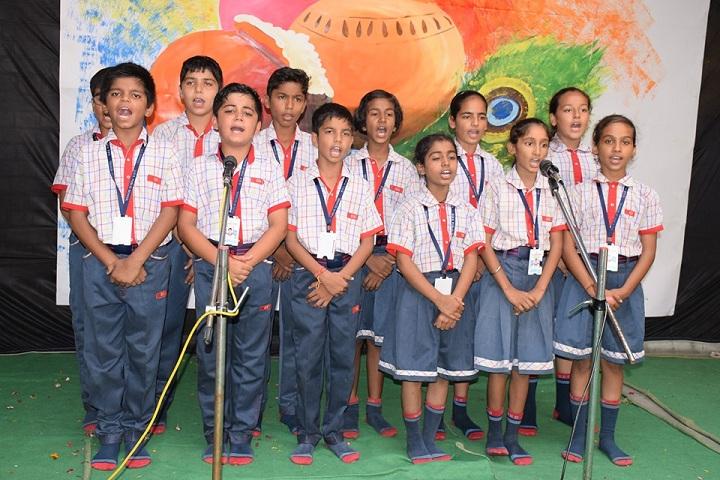 Guru Gobind Singh Public School-Singing