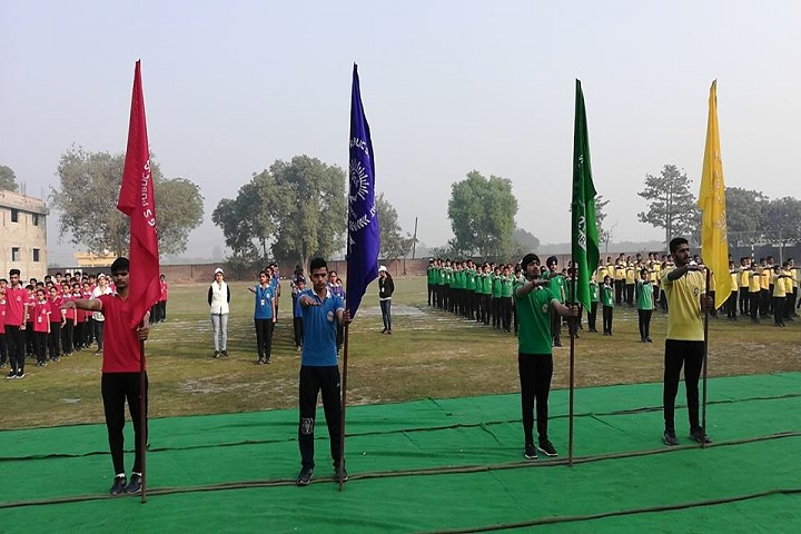 Guru Gobind Singh Public School-Sports Day
