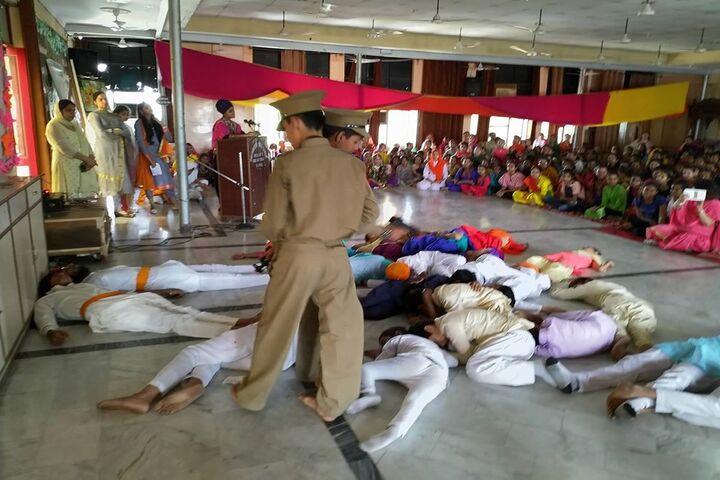 Guru Harkrishan Public School-Drama