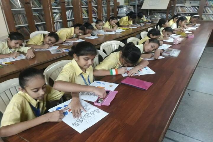 Guru Harkrishan Public School-Drawing Competition