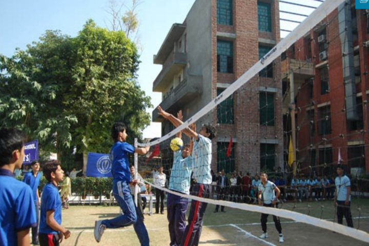 Guru Harkrishan Public School-Sports