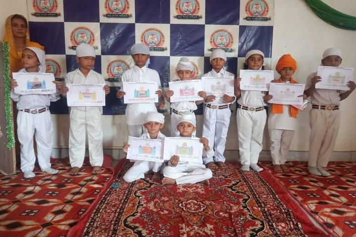 Guru Nanak Academy-Art room