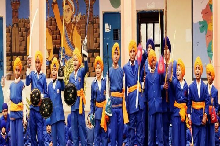 Guru Nanak Academy-Drama