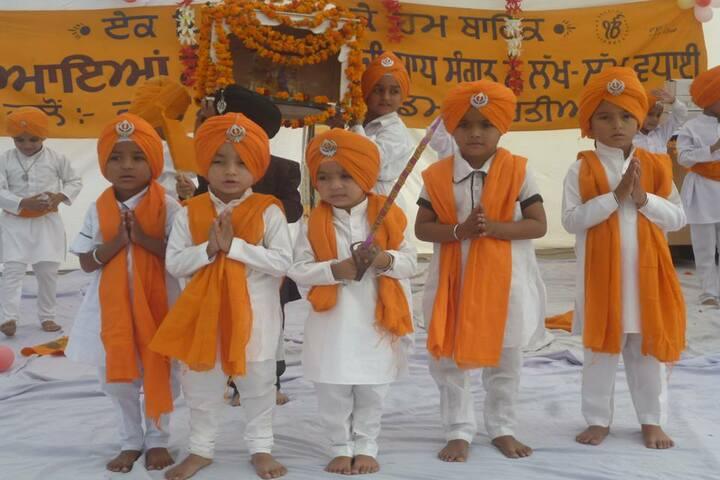 Guru Nanak Academy-Fancy Dress
