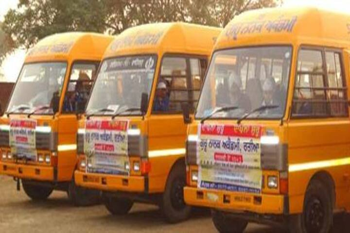 Guru Nanak Academy-Transport