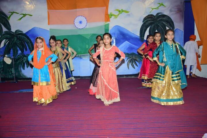 Guru Nanak Dev Academy-Dance