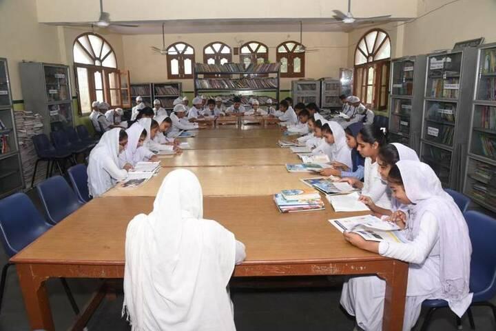 Guru Nanak Dev Academy-Library