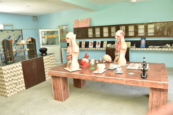 Guru Nanak Public School-Biology Lab