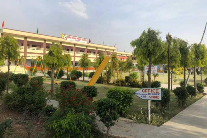 Guru Nanak Public School-Campus