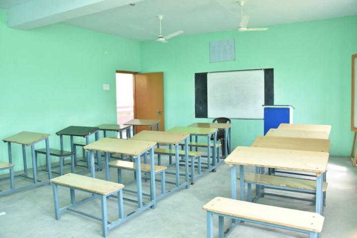 Guru Nanak Public School-Classroom