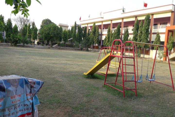 Guru Nanak Public School-Kids Play Area