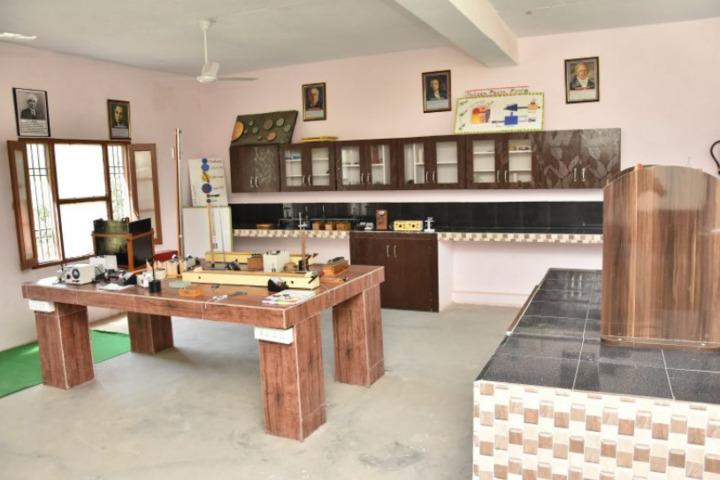 Guru Nanak Public School-PhysicsLab