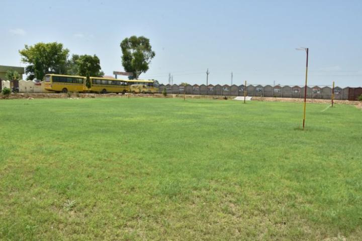 Guru Nanak Public School-Playground