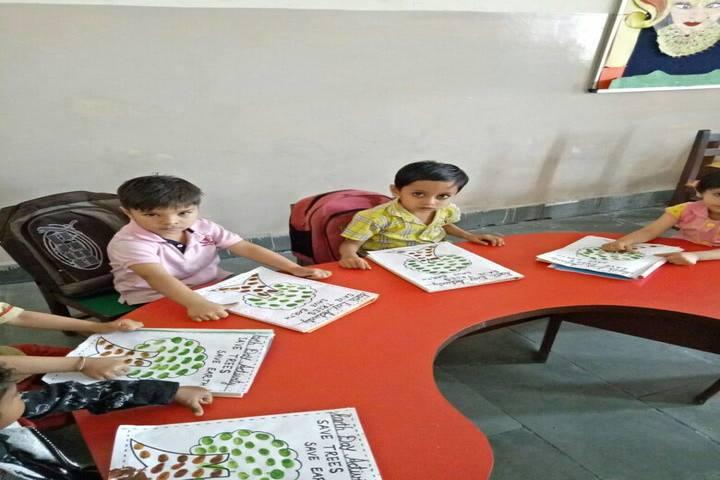 Guru Teg Bahadur Khalsa Public School-Art Room