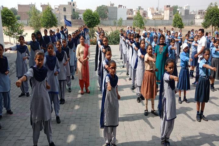 Guru Teg Bahadur Khalsa Public School-Assembly