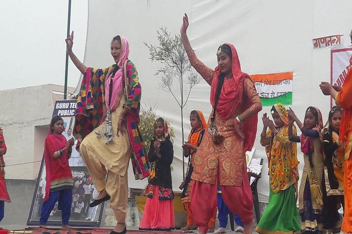 Guru Teg Bahadur Khalsa Public School-Dance