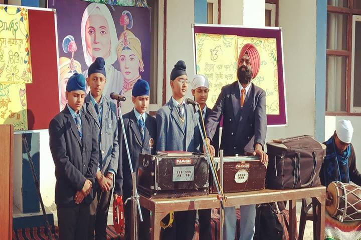 Guru Teg Bahadur Khalsa Public School-Music