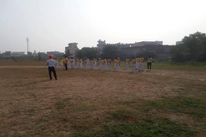Guru Teg Bahadur Khalsa Public School-Play Ground