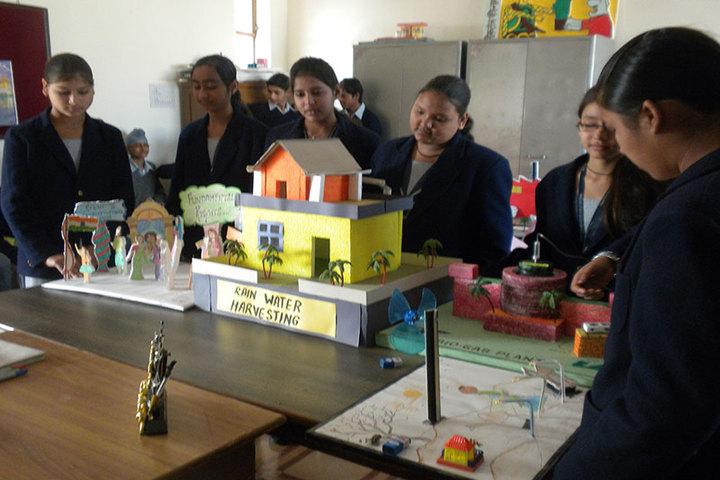 Guru Teg Bahadur Public School-Exhibition