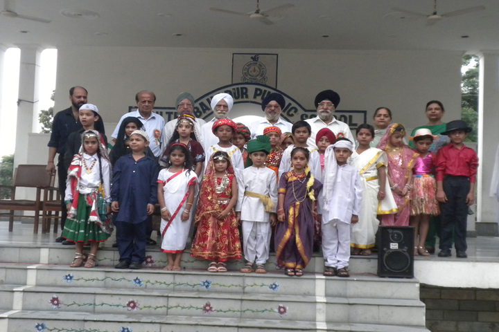 Guru Teg Bahadur Public School-Fancy Dress