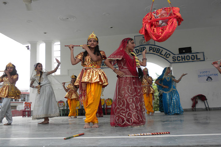 Guru Teg Bahadur Public School-Festival Celebration