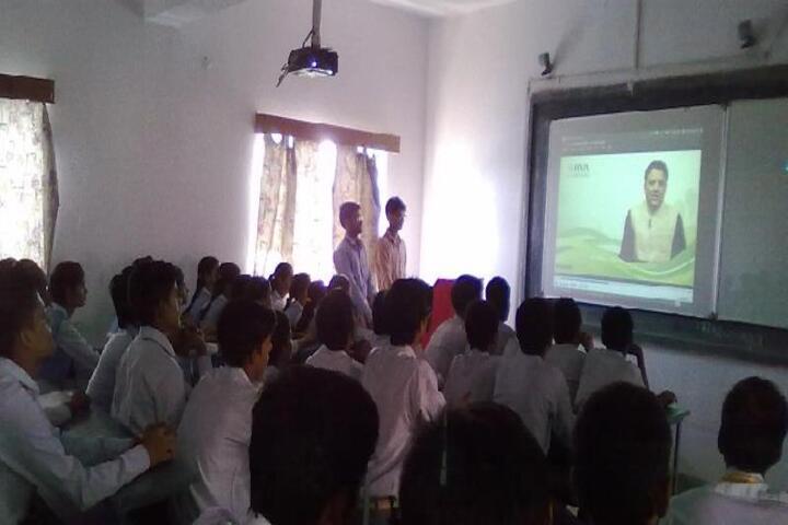 Gurukul High School-Smart Class