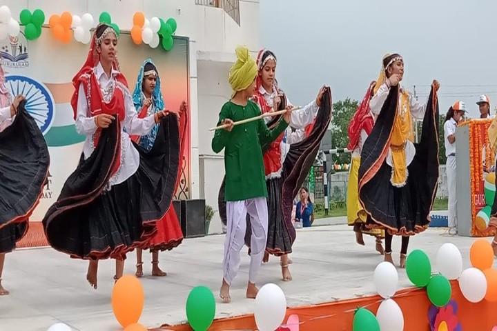 Gurukulam The School-Annual day