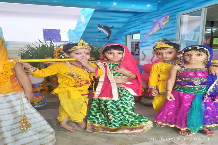 Gurukulam The School-Fancy Dress
